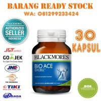 Blackmores Bio Ace Excell BPOM Kalbe - 30 Softgel