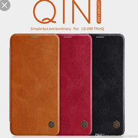 Flipcase flipcover Nillkin Qin leather case LG V40 Thinq - 9a61