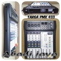 MIXER AUDIO TARGA PMX 433 4ch targa pmx433