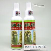 caplax spray 120ml - obat semprot kutu kucing anjing