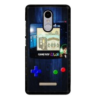 Retro gameboy tardis doctor who O3281 Xiaomi Redmi Note 3 Custom Case