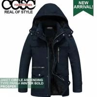 Jaket Casc Parka Winter Bold 1.0 Prosper