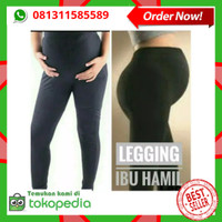Legging Hamil / Celana Panjang Hamil / Legging Ibu Hamil Jumbo