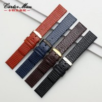 Leather Strap Band 20mm for SAMSUNG GEAR S2 CLASSIC GEAR SPORT FOSSIL