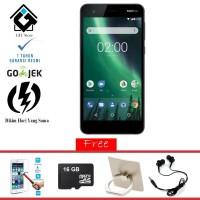 Nokia 2 Smartphone [1/8GB] - Dual SIM - 4G LTE Bonus 4 Item