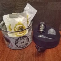 Authentic Do It Rda 24mm By DoyanVape & AttomixCotton