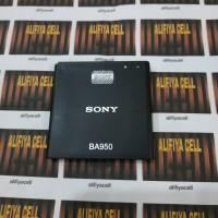 Batre Baterai Battery Sony Xperia BA950 Original / Xperia ZR