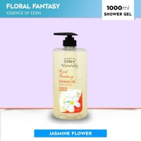 Leivy Shower Gel Floral Fantasy - Jasmine 1000ml