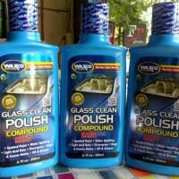 Waxco Glass Clean Polish Nano tech 200ml