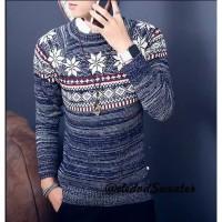 Gazebo Sweater RAJUT Pria Tebal