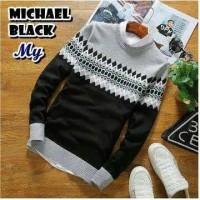 Sweater Pria RAJUT Tebal
