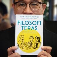 Buku FILOSOFI TERAS by Henry Manampiring