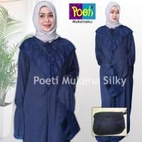 Mukena Premium Abaya - Silky Poeti (MP98)