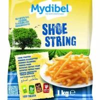 kentang goreng shoestring mydibel 1 kg
