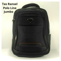 Tas Ransel Backpack Jumbo Polo Line