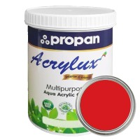 CAT DUCO WATERBASED PROPAN ACRYLUX RED TT 3329 0.9K