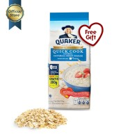 Quaker Quick Cooking Oatmeal Large Pack 800g+200g [GWP] [P]