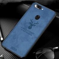 Yuks Order Deer Case Oppo F9 Pro Plus Softcase Casing Hp Back Cover