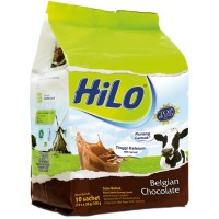 HILO ACTIVE B.CHOCOLATE SACHET 10X30GR