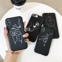 Jual [Bayar Di Tempat]Casing Soft Case untuk iPhone x / 6 / Diskon
