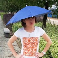 Payung Kepala Imut