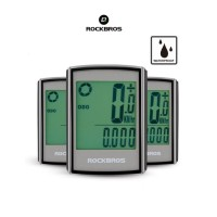ROCKBROS BC18-L21 Bike Computer Speedometer Wireless - 18 Fungsi