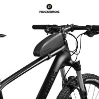 ROCKBROS AS019 MTB Bike Frame Front Tube Bag Pouch - Tas Sepeda