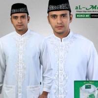 Baju koko al-Mia MT big size (kualitas di atas al-Mia Premium)