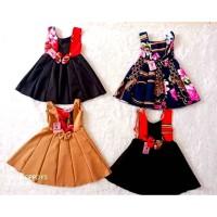 Uk 0-2 Dress Scuba Dress bayi dress Yukensi dress anak Dress fila
