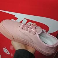 sepatu Vans authentic semi slop warna peach