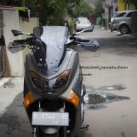 Visor Windshield Motor Yamaha 50cm Nmax plus baut speacer