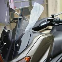 Visor Windshield Motor Yamaha nmax like ori plus baut speacer