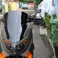 Visor Windshield Motor Yamaha Nmax standar sporty plus baut speacer