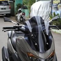 Visor Windshield Motor Nmax 45cm thailand sporty plus baut speacer