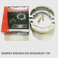 KAMPAS REM BELAKANG DDI SHOGUN RC 100