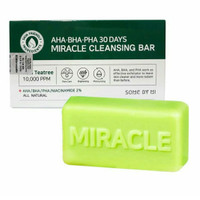 Some By Mi AHA BHA PHA 30 Days Miracle Cleansing Bar 106gr