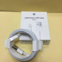kabel cable data charger usb apple iphone 5 5s 6 6s 7 + ipad ori