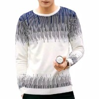 Baju Atasan Pria Sweater Rajut Pria