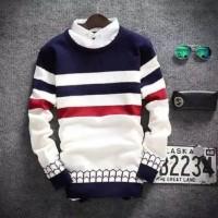 Sweater Rajut Pria/Wanita Hildan DS