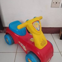 Fisher price little scooter Push and Ride Bike Anak
