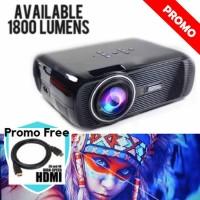 infocus mini proyektor HDMI SDCARD TV PROMO