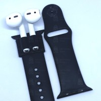 Apple Airpods holder - Anti Lost Wrist Silicone Airpods