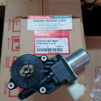 Motor atau Dinamo Regulator Power Window Kaca Pintu Honda Brio Mobilio