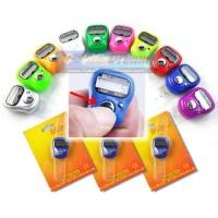 Tasbih Digital Mini Finger Counter Penghitung Digital Tali Jari Ngaji