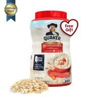 Quaker Instant Oatmeal Jar 1kg [GWP] [P]