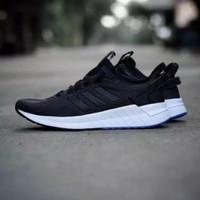 New Arrival Sepatu Adidas Ultraboost Yezzy Sport Black Grey Sneakers