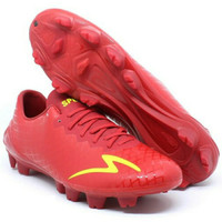 Sepatu Bola Specs EXOCET FG Red Original