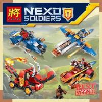 Lego Lele 79303 Nexo Knights Vehicle Set @4 ( Nexo Soldier )