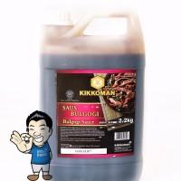 Kikkoman BBQ Bulgogi Sauce- Saus Bulgogi Jerigen 2L