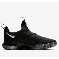 Sepatu basket nike zoom shift 2 black original via WA 082243385961